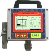 DAT instruments, JET DSP 100 / H, hydromills datalogger