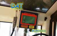 DAT instruments, Morocco, Nador port, JET DSP 100 / D, Datalogger for d-Walls