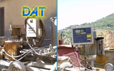 Italy, DAT instruments, datalogger, ageless equipment