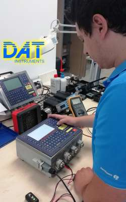 DAT instruments, datalogger, production, maintenance, Made in Italy
